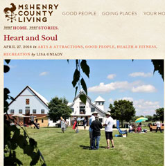 Heart and Soul - McHenry County Living