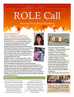 Roll Call Newsletter