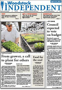 The Woodstock Independent