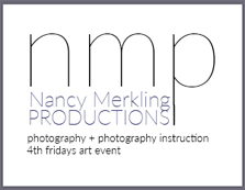 Nancy Merkling Productions Logo