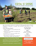 Grow and Share Flyer