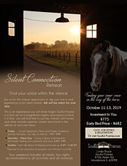 Silent Connection flyer image