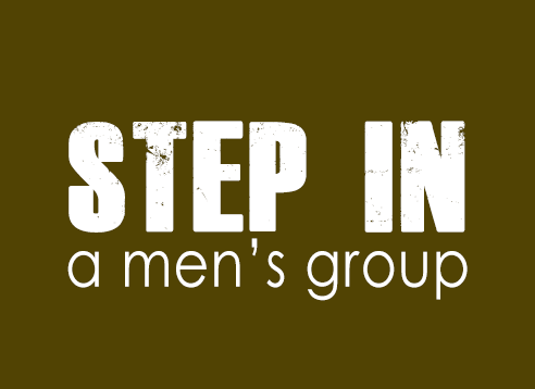 STEP IN a men's group