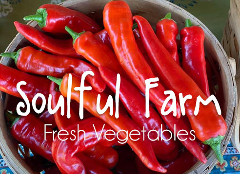 Soulful Farm Vegetables
